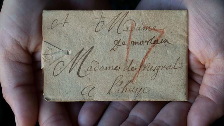 Gizemli mektubun şifresi 300 yıl sonra çözüldü