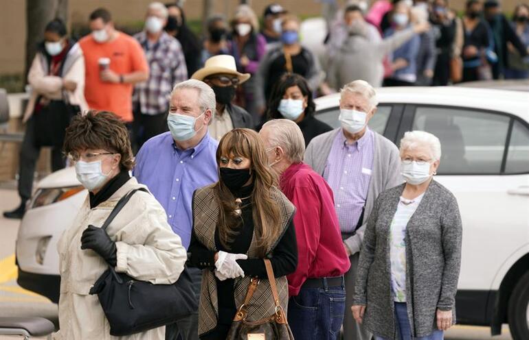 Son dakika haberler... Teksas eyaletinden flaş koronavirüs kararı: Tüm yasaklar kaldırılıyor